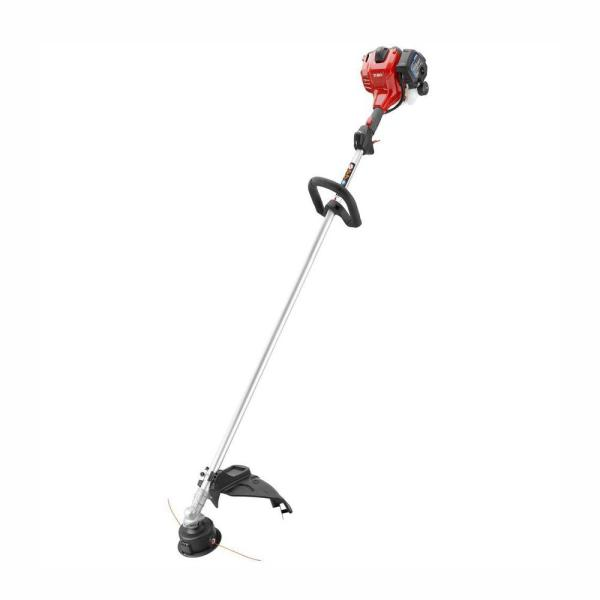2-Cycle 25.4cc Gas Commercial Straight Shaft String Trimmer