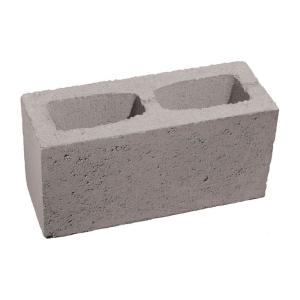 6 In X 8 In X 16 In Gray Concrete Block 100002879 The