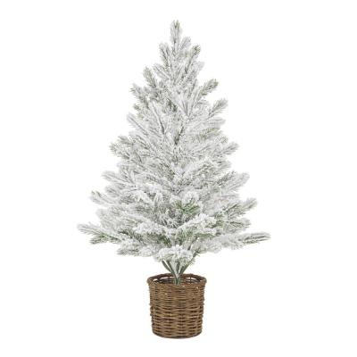 26 in Shimmering Potted Artificial Christmas Tree