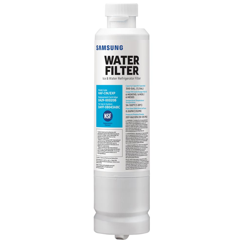 Samsung Refrigerator Water Filter
