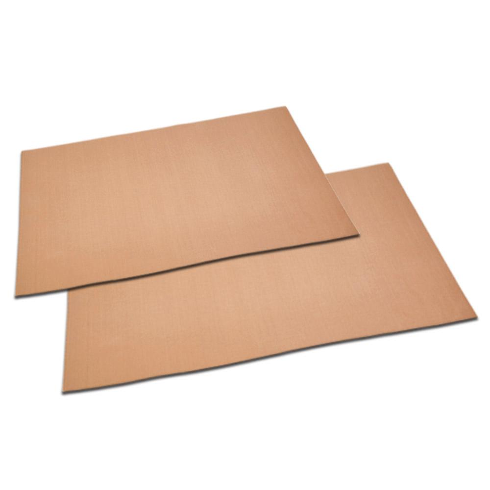 Copper Chef Grill And Bake Mat Ccgm The Home Depot