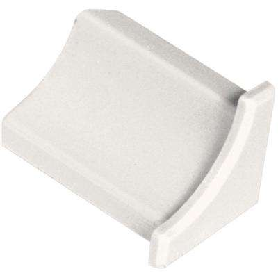 Dilex-PHK White 9/16 in. x 1 in. PVC End Cap
