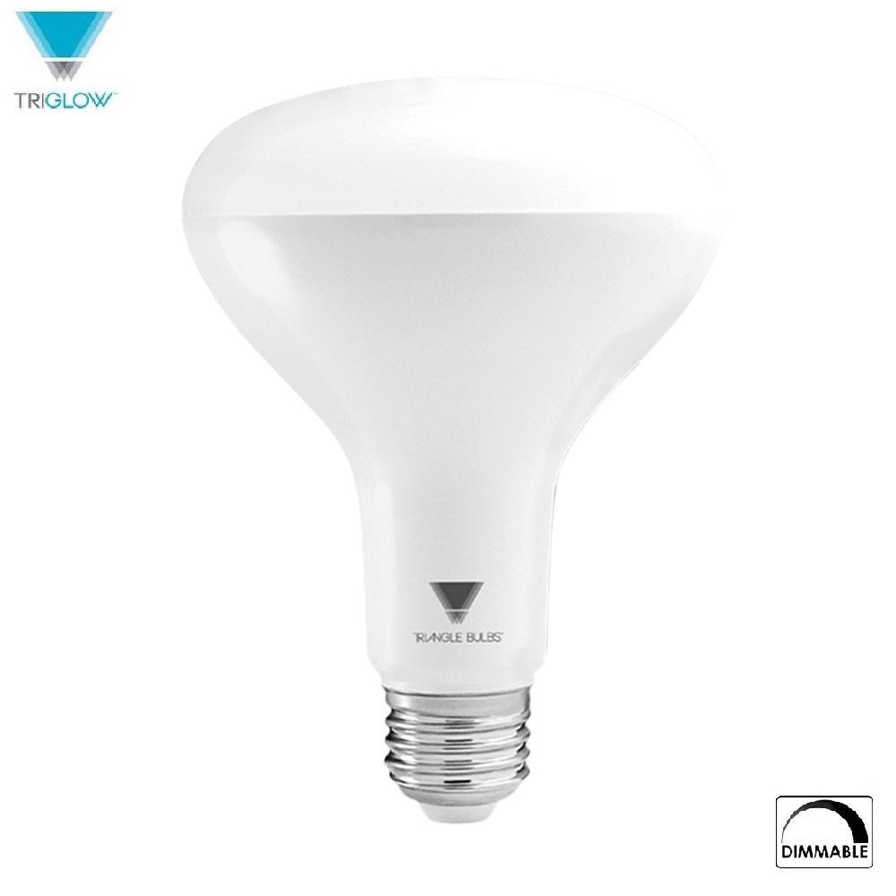 85 Watt Equivalent Br30 Dimmable 1055 Lumen Soft White Flood Light Led Bulb