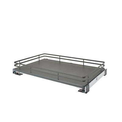 33 in. Pullout Baskets with Soft-Close
