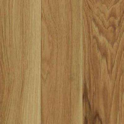 Native Collection Natural Hickory Laminate Flooring - 5 in. x 7 in. Take Home Sample