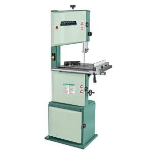 Click here to buy General International 9.5 Amp 14 inch 2-Speed Wood Cutting Band Saw by General International.