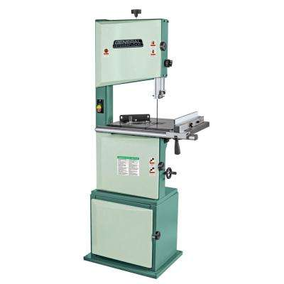 9.5 Amp 14 in. 2-Speed Wood Cutting Band Saw