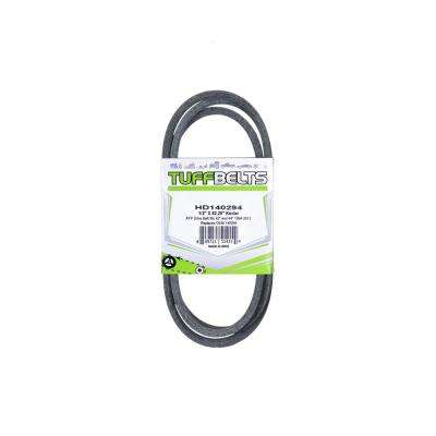 AYP Lawn Tractor Drive Belt fits 42 in. and 44 in. 1994-2012 Replaces 140294