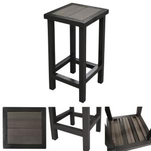 Cal Flame Paradise Luxury Metal Outdoor Patio Bar Stool Gx The Home Depot