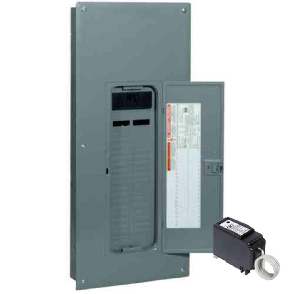 square d qo 200 amp 42 space 42 circuit indoor main breaker plug on