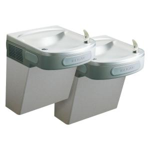 Elkay Versatile Wall Mounted Bi-Level ADA Drinking Fountain by Elkay