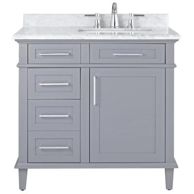 36 Inch Vanities Bathroom