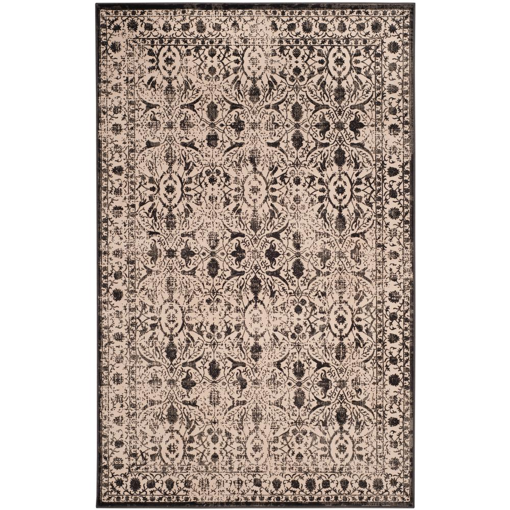 Black And Cream Colored Area Rugs Area Rug Ideas