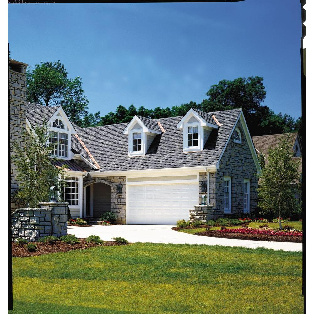 Clopay Clic Collection 15 Ft 6 In X 7 Non Insulated Solid White Garage Door