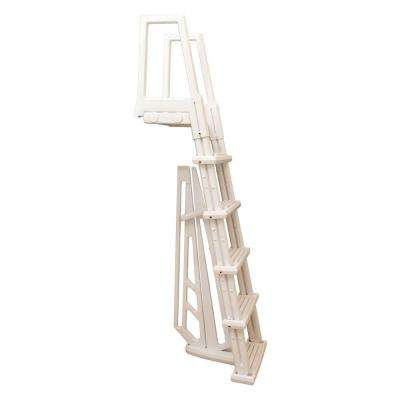 Heritage Calypso In-Pool Ladder for Above Ground Pools 48 in. to 52 in.