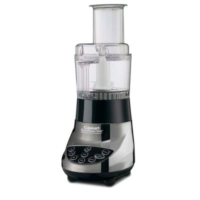 Cuisinart-40 oz. 7-Speed Chrome with Food Processor Button Countertop Blender