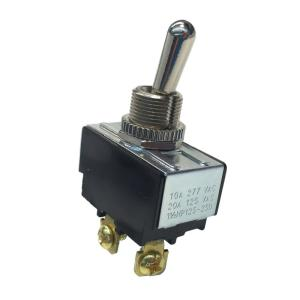 heavy duty toggle switch spst 2hp 125-277v 20/15a 125/277v (