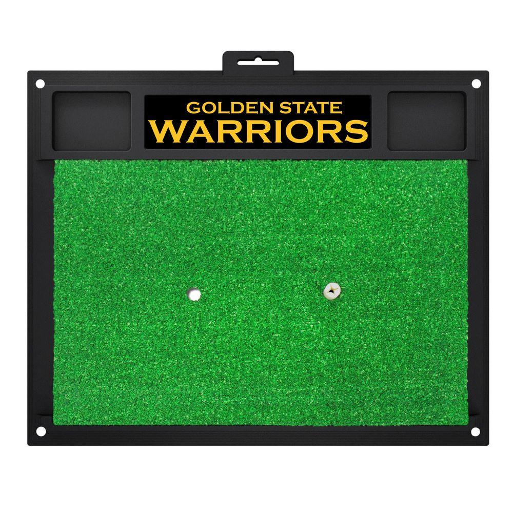 NBA - Golden State Warriors 20 in. x 17 in. Golf