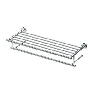 Gatco Latitude II 24 inch Towel Rack in Chrome by Gatco
