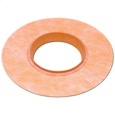 Kerdi-Seal-MV 4-1/2 in. Mixing Valve Seal with Rubber Gasket