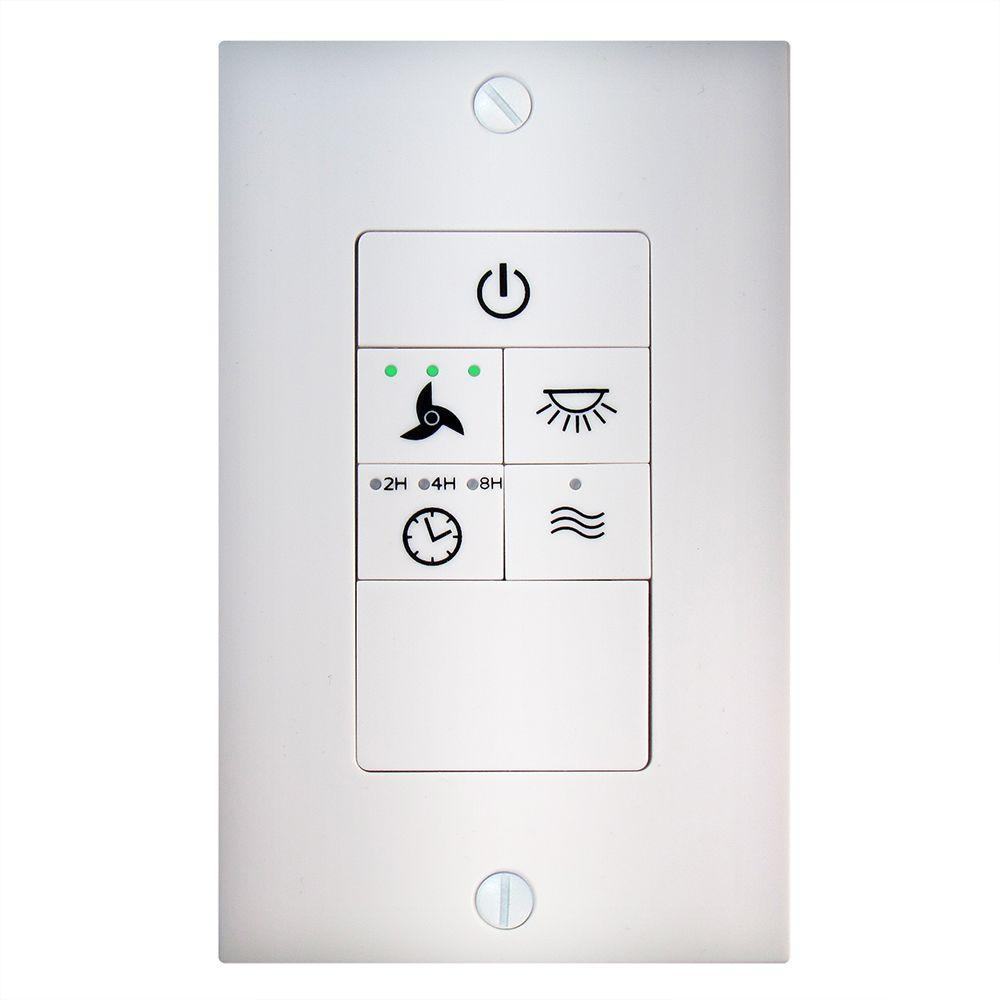 Universal Ceiling Fan Wireless Wall Control
