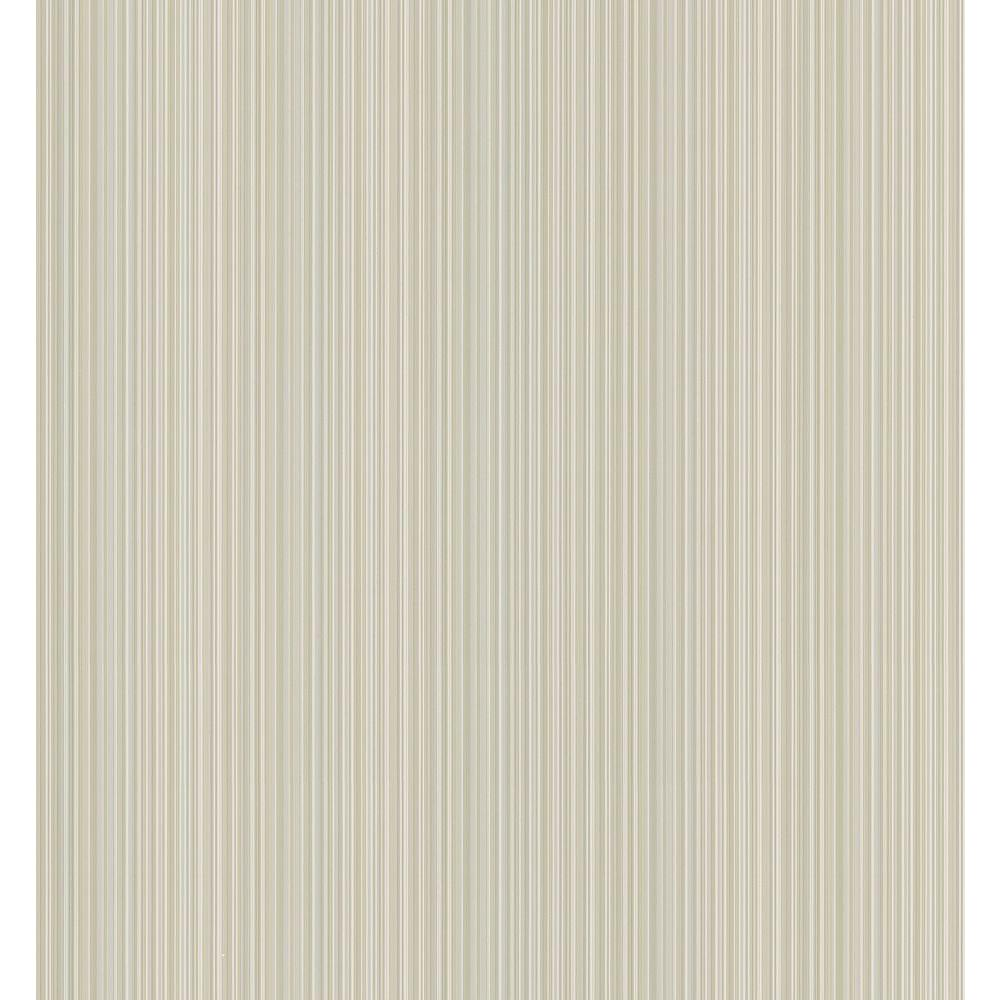 Brewster 56 sq. ft. Stria Stripe Wallpaper