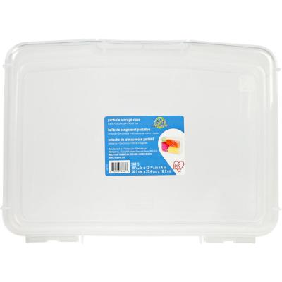 Small Portable Craft Clear Case