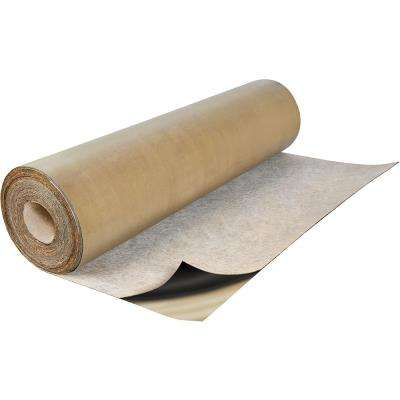 120 sq. ft. 3 ft. x 40 ft. x 3.3 mm Pro Sound D-Lux Underlayment for Tile and Vinyl Floors