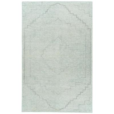 Solitaire Glacier 5 ft. x 7 ft. 9 in Area Rug