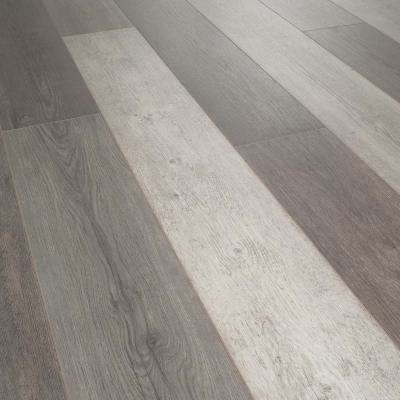 Water Resistant Zermatt Oak 12mm Thick Laminate Flooring (14.33 sq. ft.)