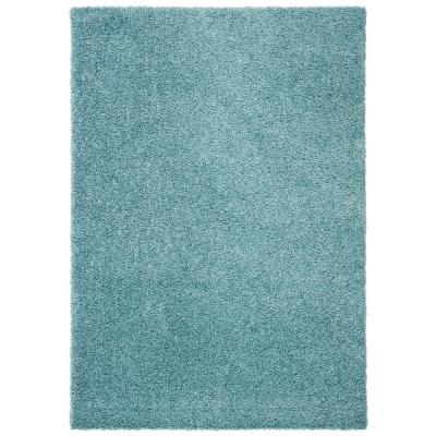 Teal Shag Area Rugs The