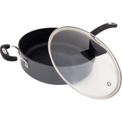 The Stone Earth 5.3 Qt. All-In-One Sauce Pan