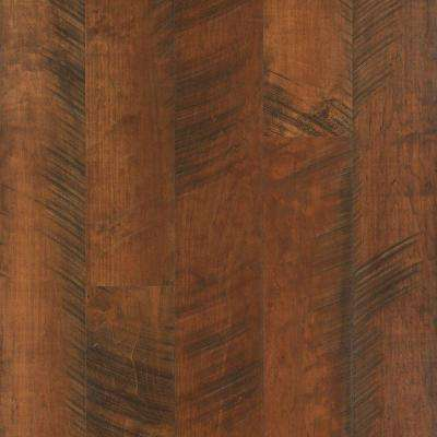 Outlast+ Antique Cherry 10 mm Thick x 6-1/8 in. Wide x 47-1/4 in. Length Laminate Flooring (16.12 sq. ft. / case)