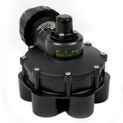 1-1/2 in. Standard 6 Outlet Indexing Valve with 5 and 6 Zone Cams