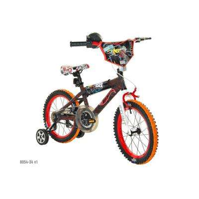 16 in. Boys Hot Wheels Bike