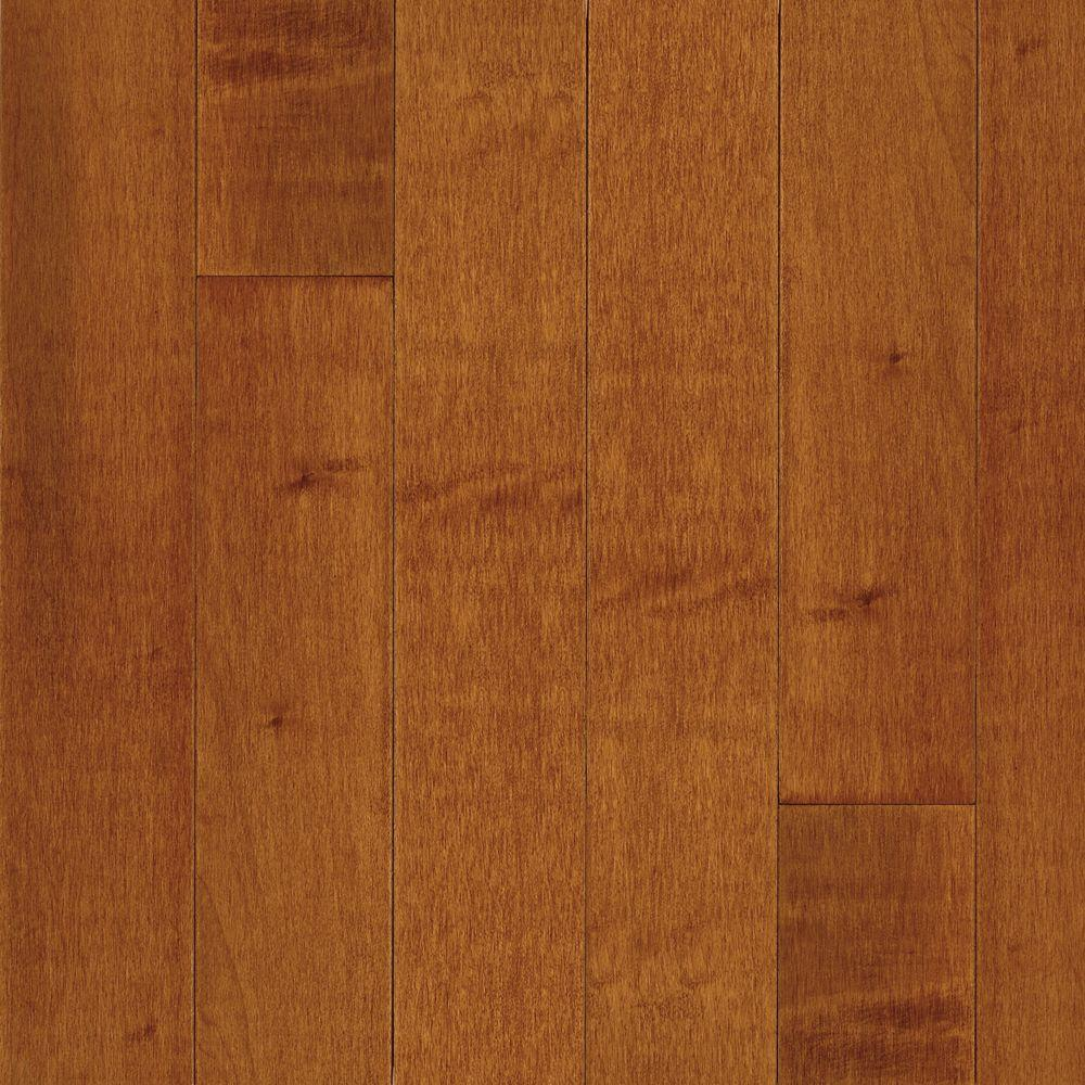 Bruce American Originals Warmed Spice Maple 3/4 in. T x 3-1/4 in. W x Varying Length Solid Hardwood Flooring (22 sq. ft./case)