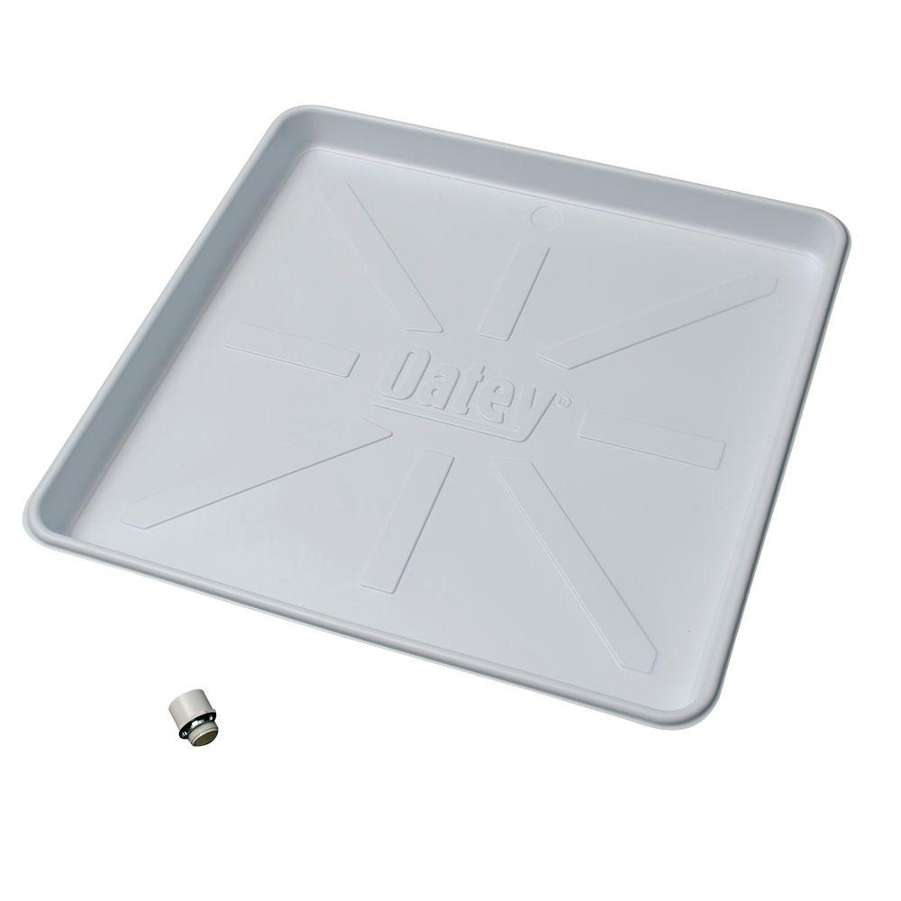 X 30 In Plastic Washing Machine Pan