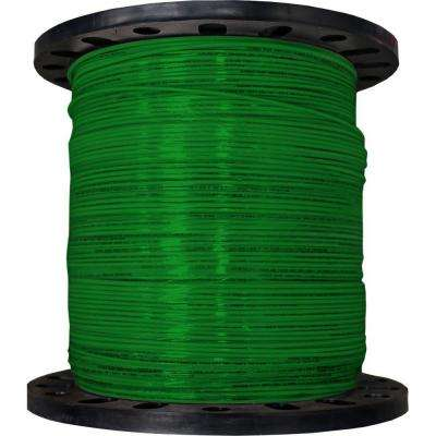 2500 ft. 12/19 Green Stranded THHN Wire