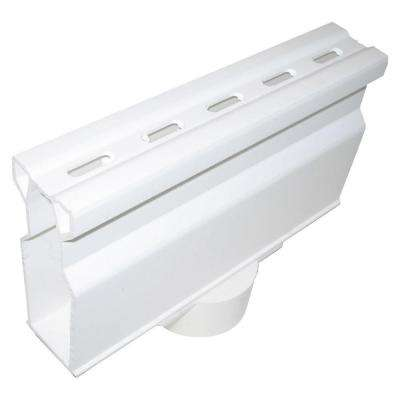 1-1/2 in. PVC Micro-Channel Bottom Outlet
