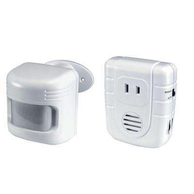 Wireless Motion Activated Alert Set