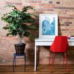 4 ft. Artificial Ficus Bush