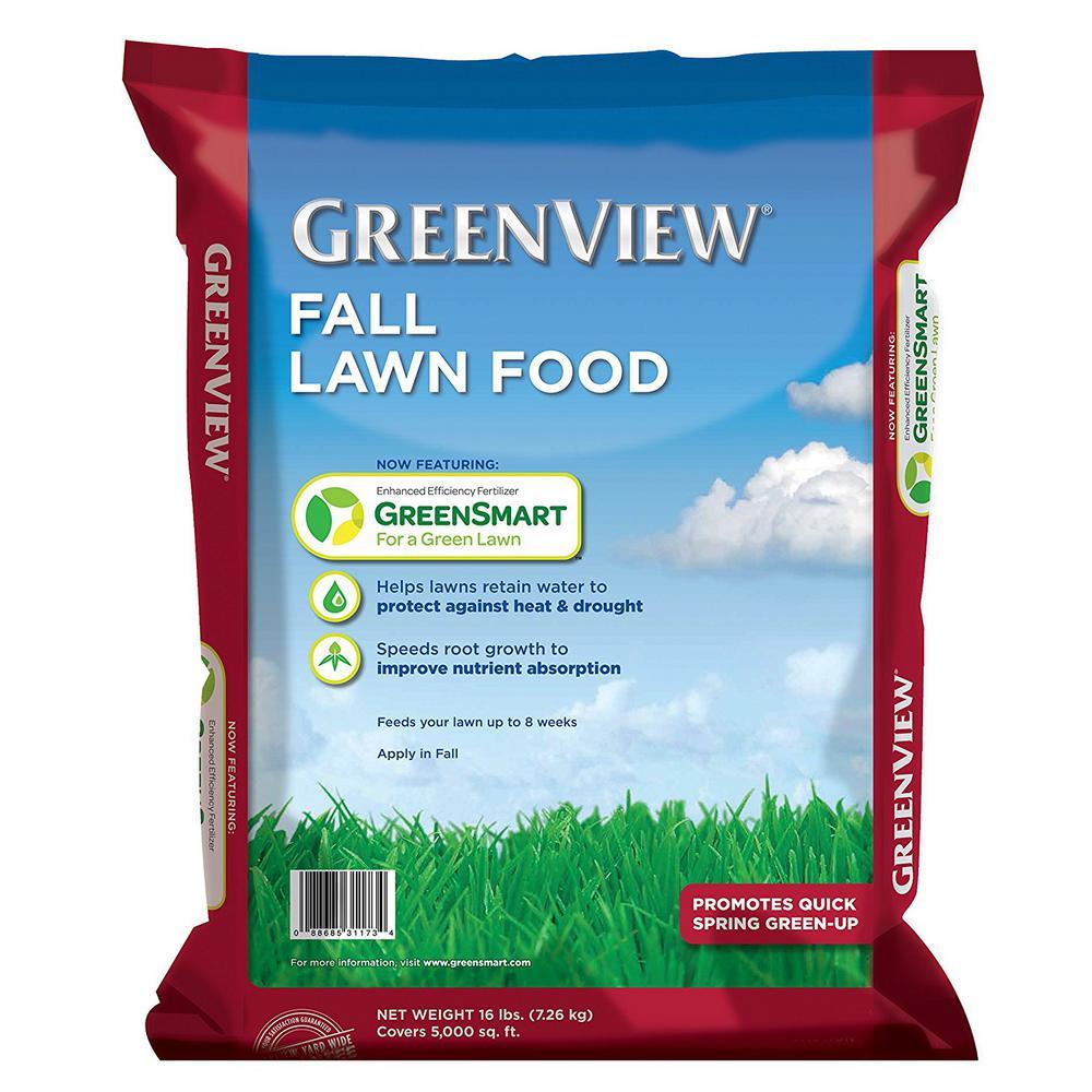 16 lbs. Fall Lawn Food