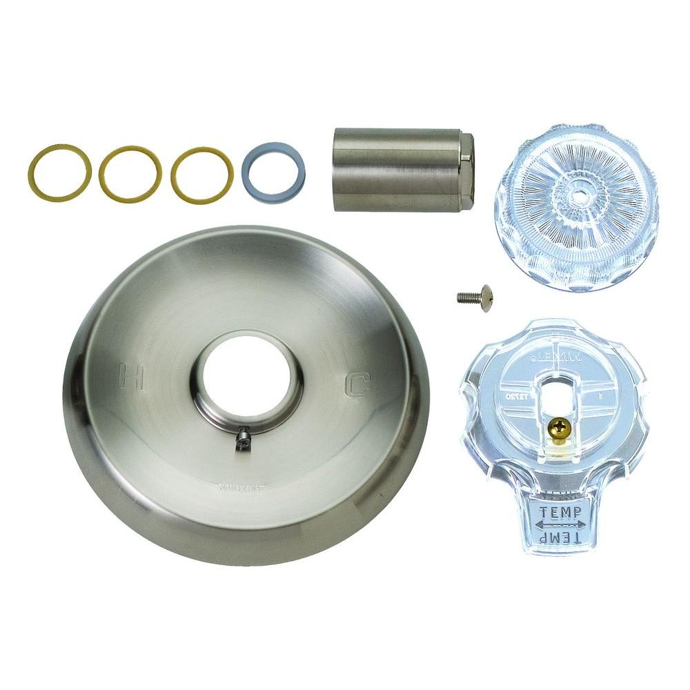 BrassCraft 1-Handle Tub and Shower Faucet Trim Kit for Mixet Non ...