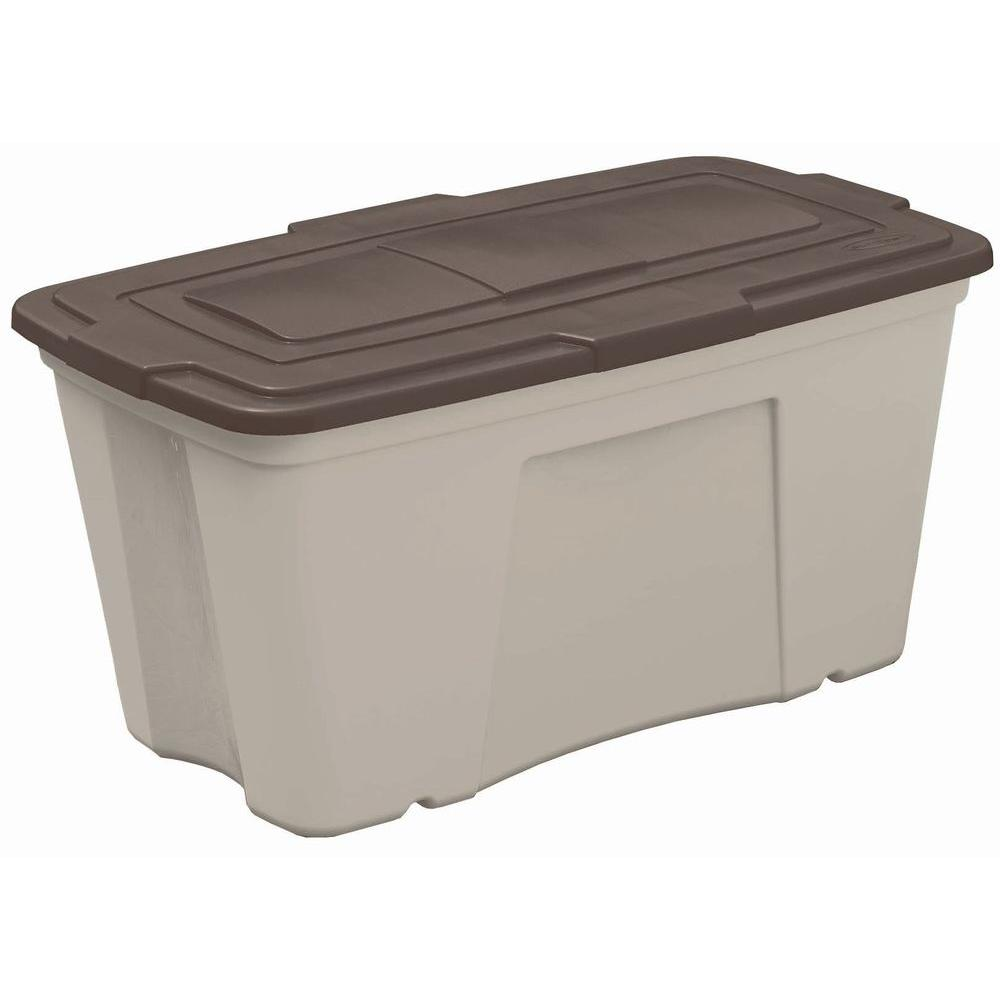 Suncast 50-gal. Outdoor Storage Bin (3-Pack)