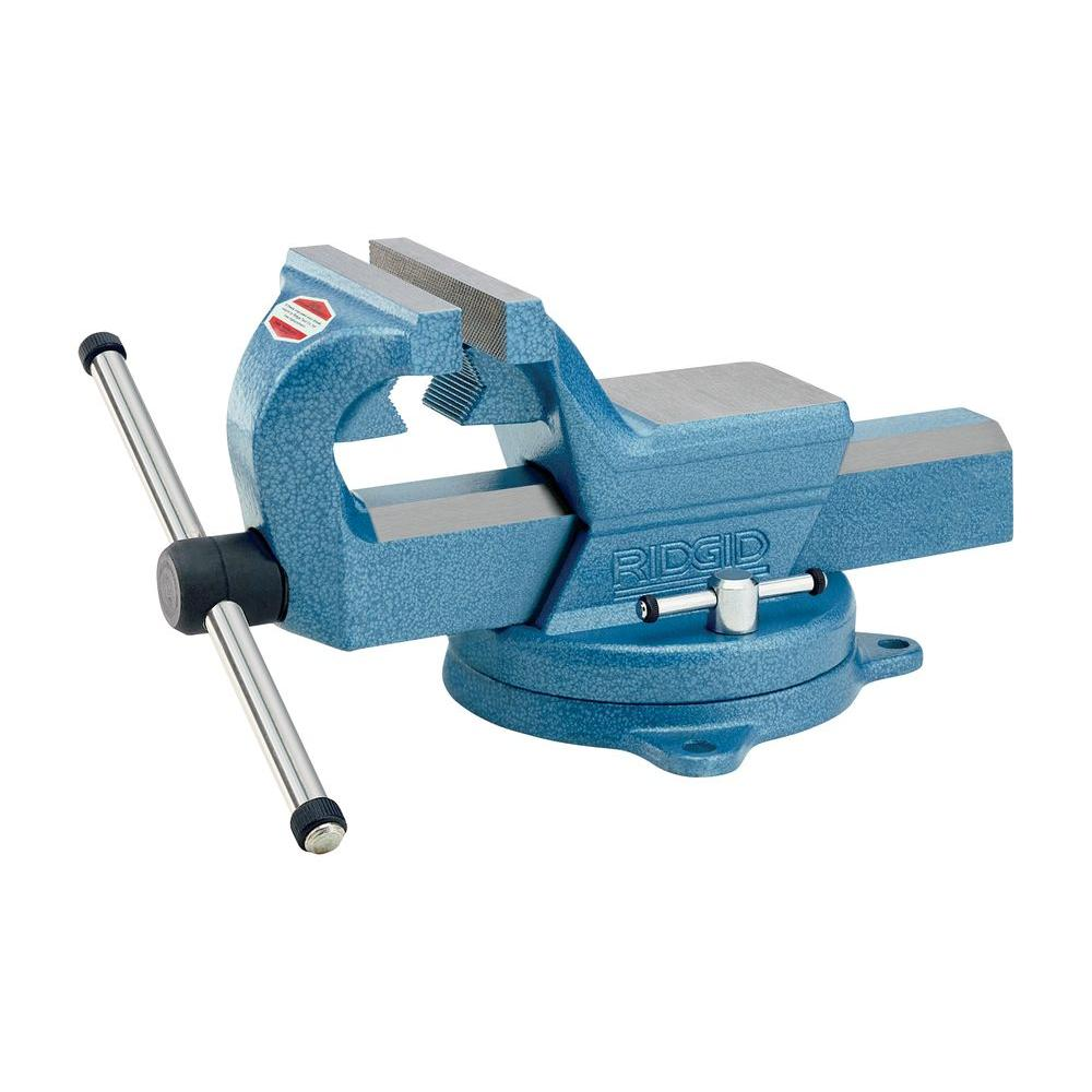 5 in. Model F-50 Forged Bench Vise