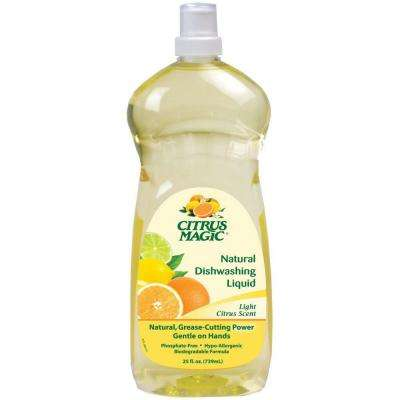 25 oz. All Natural Citrus Liquid Dish Soap (2-Pack)