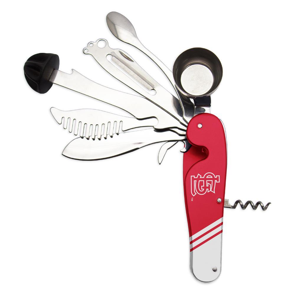 sportsvault MLB St. Louis Cardinals Bartender Multi Tool BTMLB26