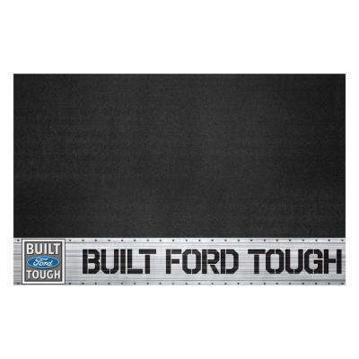Ford - Built Ford Tough 42 in. x 26 in. Vinyl Grill Mat