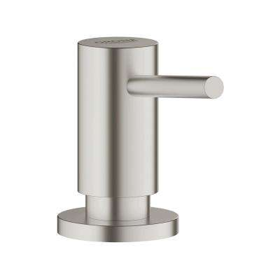 Cosmopolitan Soap/Lotion Dispenser in Super Steel Infinity