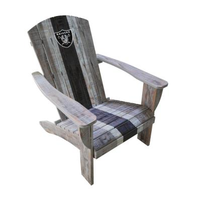 LV Raiders Wood Adirondack Chair